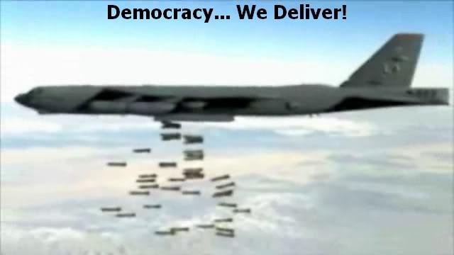Democracy-WeDeliver-Bomber