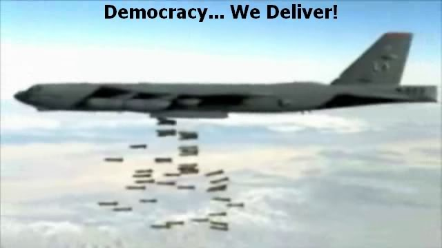 Democracy-WeDeliver-Bomber